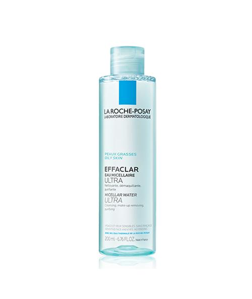 Nước tẩy trang La Roche-Posay Effaclar Micellar Water - 200ml