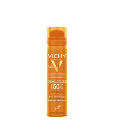 Xịt chống nắng Vichy Ideal Soleil SP50 Face