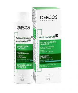 Dầu gội Vichy Dercos Anti Dandruff DS Pelliculaire Dermatological Shampoo
