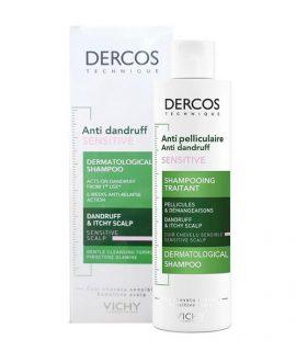 Dầu gội Vichy Dercos Anti Pelliculaire Sensitive Shampooing Traitant
