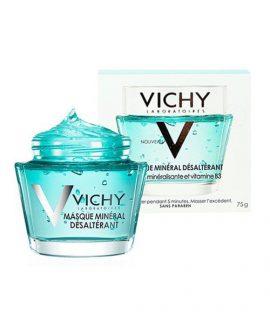 Mặt nạ khoáng Vichy Purete Thermale Quenchmine Mask - 75g