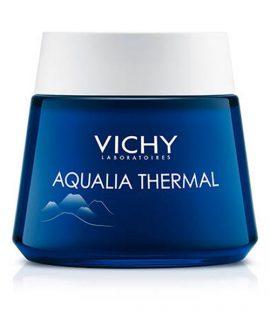 Mặt nạ ngủ Vichy Aqualia Thermal Night 75ml