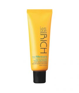 Tẩy màu Livegain Premium Rich Hair Manicure Eraser - 240ml