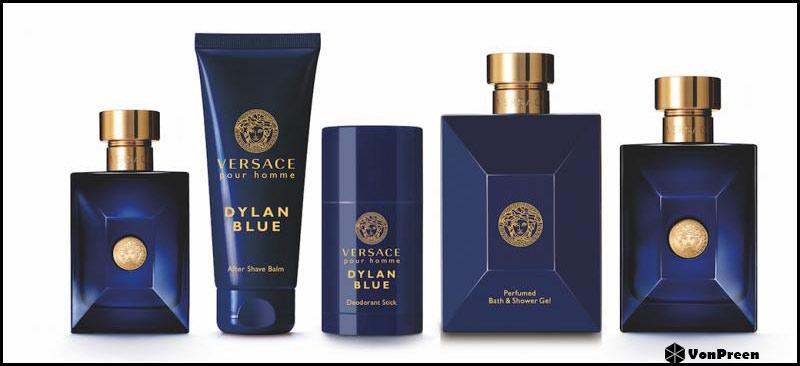 Bộ sưu tập Versace Dylan Blue mua bán ở đâu