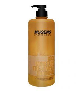 Dầu gội Welcos Mugens Professional Rich Moisture Treatment Shampoo 1000ml