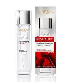 Nước dưỡng da Loreal Revitalift Crystal Micro Essence - 130ml