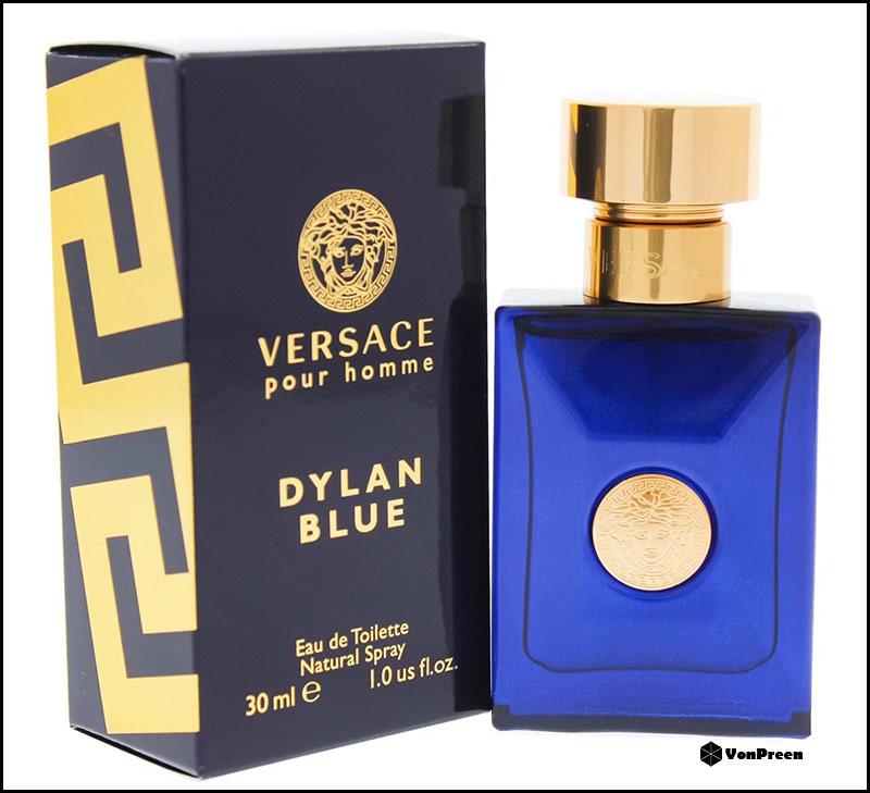 Nước hoa nam Versace Dylan Blue 30ml chính hãng, giá rẻ