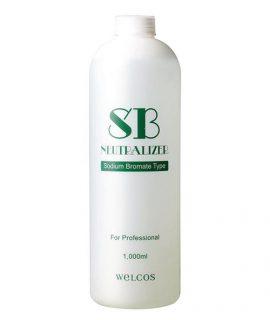 Thuốc uốn thuốc dập số 2 2 Welcos SB Neutralize Sodium Bromate Type 1000ml
