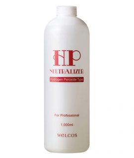Thuốc uốn ( thuốc dập) số 2 Welcos HP Neutralize Hydrogen Peroxide Type- 1000ml