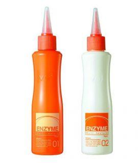 Thuốc uốn tóc đa năng Welcos Voi Enzyme Multi Texture Perm -150ml