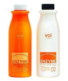 Thuốc uốn tóc đa năng Welcos Voi Enzyme Multi Texture Perm -500ml