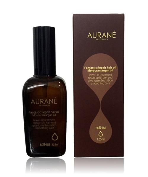 Tinh dầu dưỡng tóc Aurane Soft-liss Fantastic Repair Hair Oil - 125ml