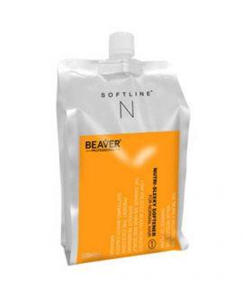 Kem uốn KTS, ép Beaver Nutri-Sleeky Softener for normal hair - 500ml