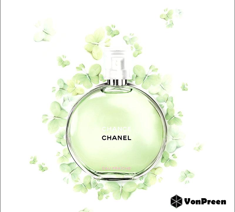 Nước hoa nữ Chanel Chance Eau Fraiche - 50ml hương thơm nhẹ nhàng, hiện đại, tươi trẻ hơn