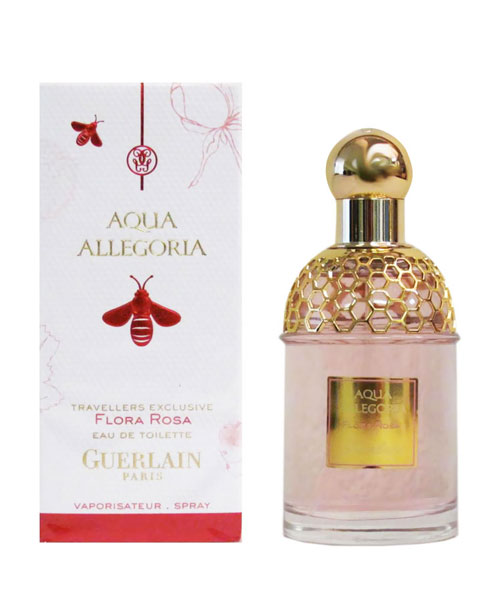 Nước hoa nữ Guerlain Aqua Allegoria Rosa Rossa - 75ml