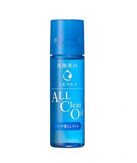 Dầu tẩy trang sạch sâu Senka ALL Clear Oil – 35ml
