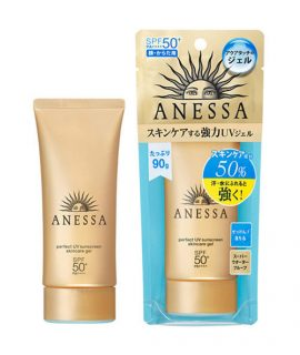 Gel chống nắng Anessa Perfect UV Sunscreen Skincare Gel SPF50+ - 90g