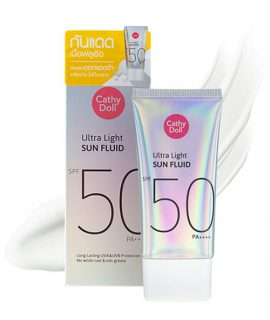 Sữa chống nắng Cathy Doll Ultra Light Sun Fluid - 40ml