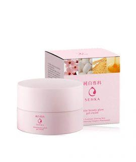 Kem dưỡng da ban đêm Senka White Beauty Glow Gel Cream – 50g