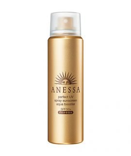 Xịt chống nắng Anessa Perfect UV Sunscreen Skincare Spray SPF50+ - 60g