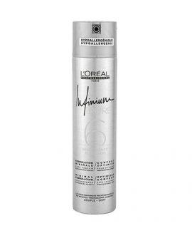 Gôm xịt tóc Loreal Infinium Pure Strong – 300ml