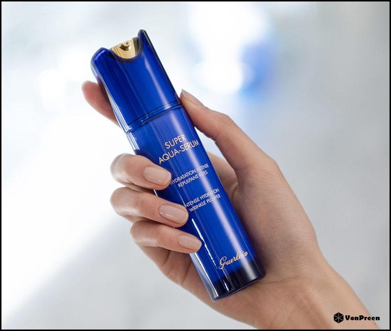 Kem dưỡng da Guerlain Super Aqua Serum - 30ml