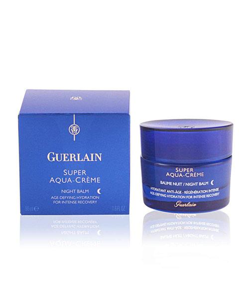 Kem dưỡng da ban đêm Guerlain Super Aqua-Creme Night Balm– 50ml