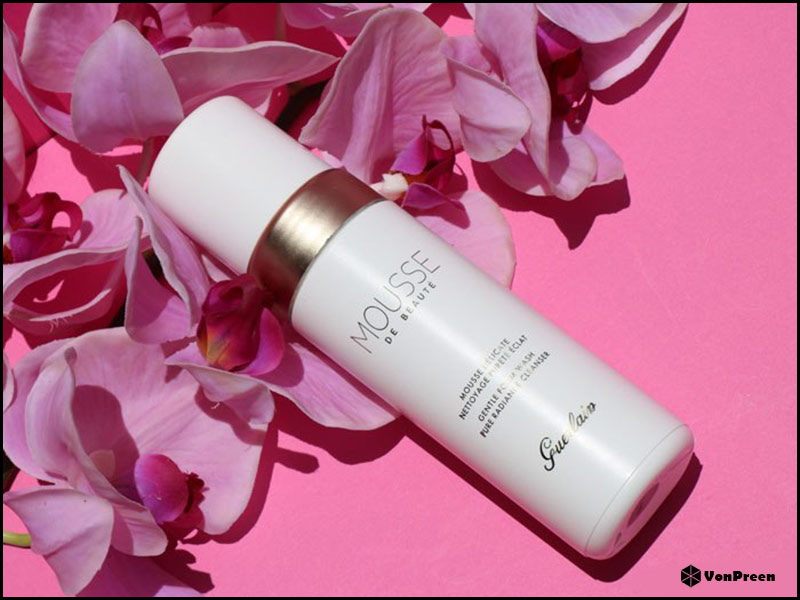 Sữa rửa mặt Guerlain Mousse De Beaute Cleansing Foam - 150ml