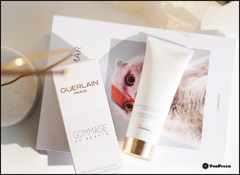 Tẩy tế bào chết Guerlain Gommage De Beaute Skin Resurfacing Peel - 75ml