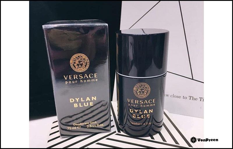 Khử mùi dạng sáp Versace Dylan Blue cho nam