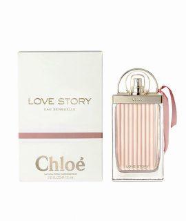Nước hoa nữ Chloé Love Story Eau Sensuelle EDP - 75ml