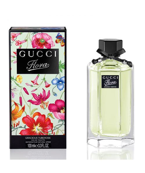 Nước hoa nữ Gucci Floral Gracious Tuberose EDT - 100ml