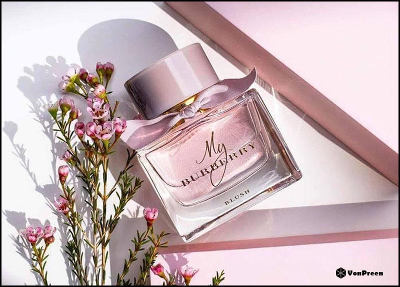 Nước hoa nữ My Burberry Blush EDP - 90ml