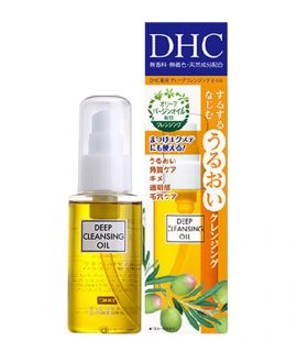 Dầu tẩy trang DHC Olive Deep Cleansing Oil - 70ml
