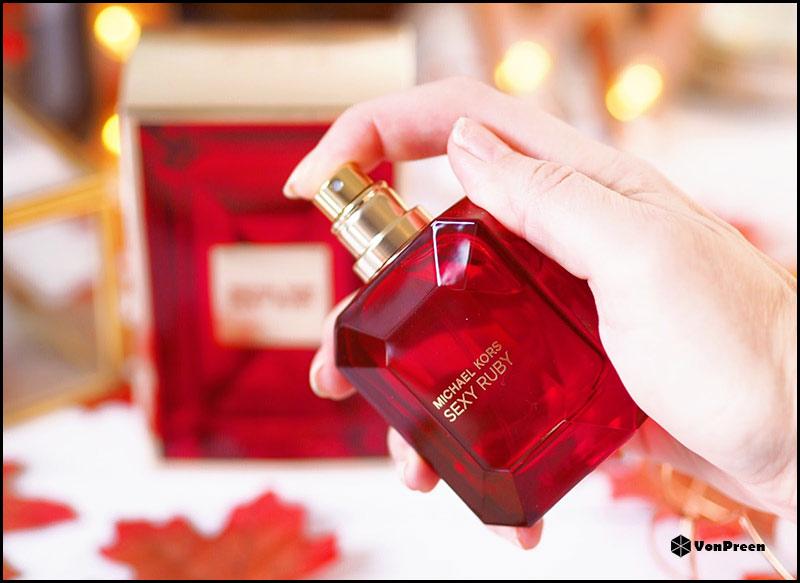 Nước hoa nữ Michael Kors Sexy Ruby EDP - 30ml