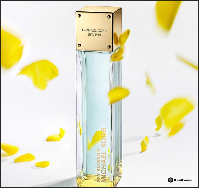 Nước hoa nữ Michael Kors Sky Blossom EDP - 100ml