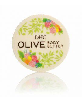 Bơ dưỡng thể DHC Olive Body Butter - 100g