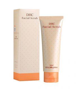 Kem tẩy tế bào chết DHC Facial Scrub - 100g
