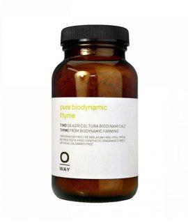 Bột cỏ xạ hương tinh khiết thanh tẩy da đầu gàu Oway Pure Biodynamic Thyme - 80g