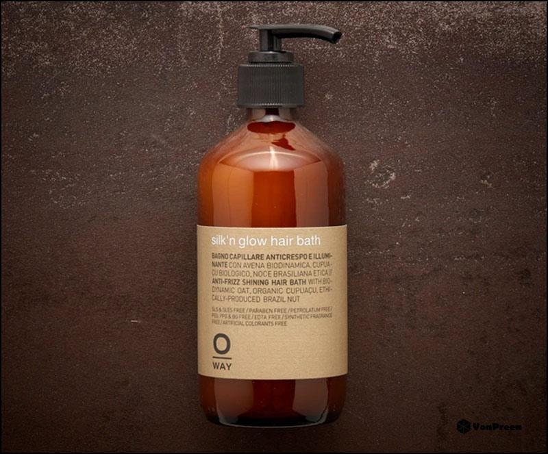 Dầu gội Oway Silkn glow Hair Bath - 500ml