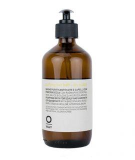 Dầu gội trị gàu cho da đầu khô Oway Purifying Hair Bath Dry Scalps - 240ml
