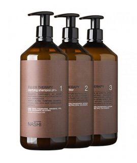 Bộ 3 phục hồi tóc Nashi Filler Therapy - 1000ml