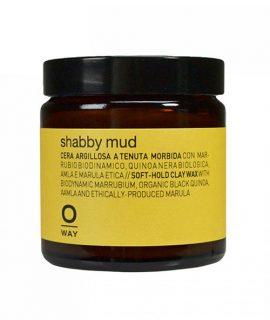 Sáp tạo kiểu tóc Oway Shabby Mud - 50ml