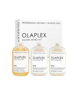 Bộ chăm sóc tóc Olaplex Salon Intro Kit - 525ml