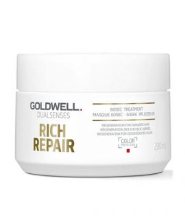 Dầu hấp Goldwell Dualsenses Rich Repair 60sec Treatment - 200ml