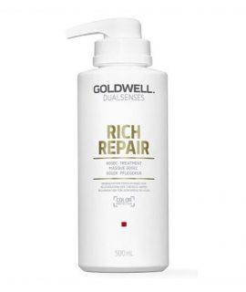 Dầu hấp Goldwell Dualsenses Rich Repair 60sec Treatment - 500ml