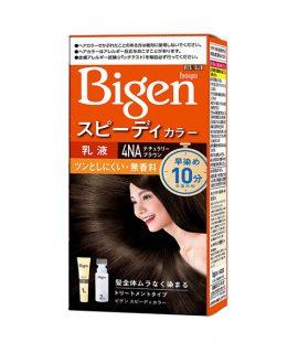 Thuốc nhuộm tóc Bigen Speedy Color Milky - 80g