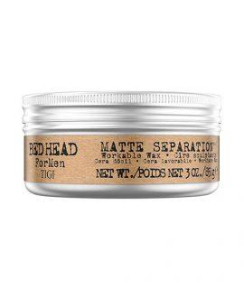 Sáp vuốt tóc Tigi Bed Head For Men Matte Separation Wax - 85g