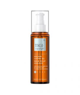 Tinh dầu dưỡng tóc Tigi Copyright Custom Create Colour Lustre Oil - 100ml