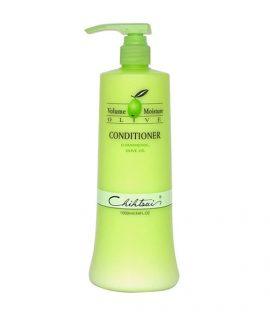 Dầu xả Chihtsai Volume Moisture Olive Conditioner - 1000ml